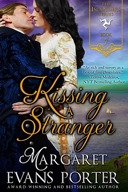 Kissing a Stranger by Margaret Evans Porter